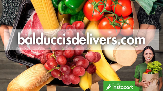 Delicious Delivered: Balducci's is now on Instacart!